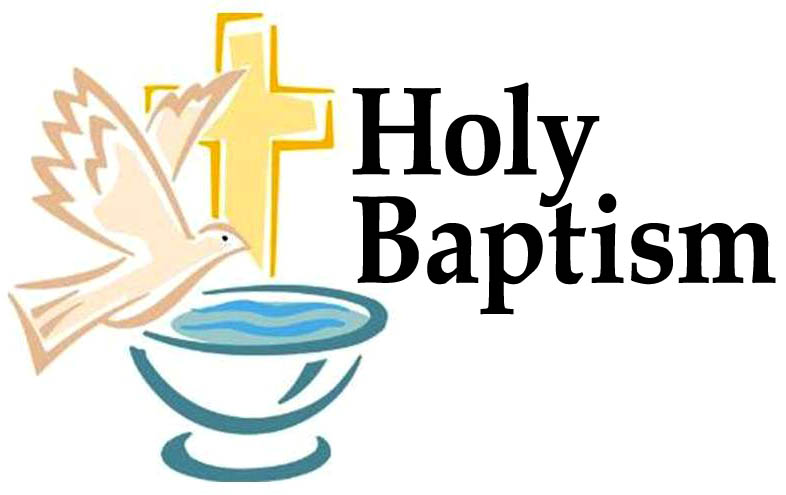 Image result for holy baptism