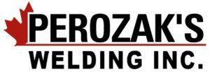 Perozak's Welding Logo
